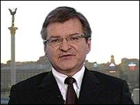 Hryhoriy Nemyria, Vice Prime Minister, Ukraine