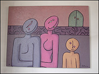 Pintura de Jaime Beltr�n