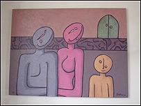 Pintura de Jaime Beltrán