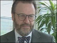 Jeremy Colman, Archwilydd Cyffredinol