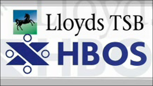 HBOS Lloyds TSB state sponsored kleptocracy? image courtesy of BBC