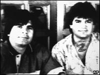Benjamín y Ramón Arellano Félix
