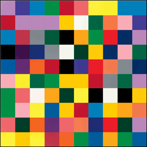 4900 Colours: Version II, 2007 (� 2008 Gerhard Richter)