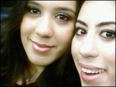 Sabrina and Yasmine Larbi-Cherif