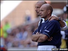 Ray Wilkins and Gianluca Vialli