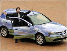 HyPower car