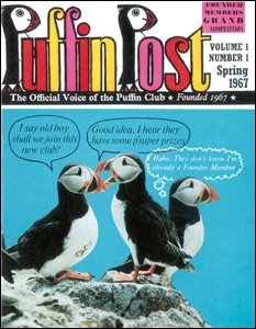 First issue of the Puffin Post