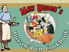 Maw Broon's But an' Ben Cookbook