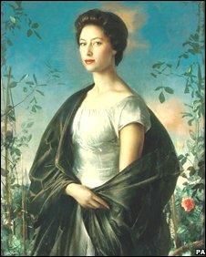 Princess Margaret portrait by Pietro Annigoni
