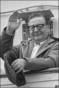 Salvador Allende (Foto de archivo)