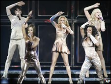 The Spice Girls in Vancouver