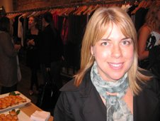 Trisha Tunstall in her shop