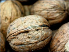 Walnuts. Generic photo.