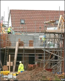 New-build house in Cressington, Liverpool