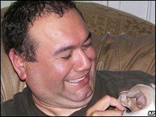 File photo of Robert Sanchez