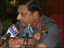 Lt Gen Karan Singh Yadava