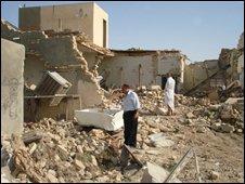 Aftermath of al-Dawr raid
