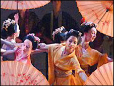 Madame Butterfly by Scottish Opera
