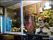 Malverde (Foto: Notimex)
