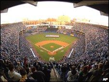 Yankees stadium, file image