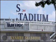 Yankees new stadium, 18/09