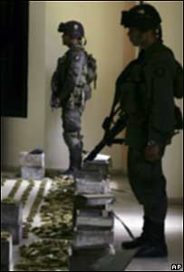 Operativo anti-narco