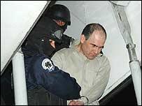 Osiel Cárdenas Guillén, jefe narco deportado a EE.UU. (Foto: DEA)