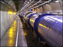 T�nel del LHC