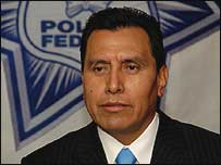 Facundo Rosas, subsecretario de Estrategia e Inteligencia Policial de Seguridad P�blica de M�xico