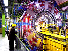Large Hadron Collider (LHC) Courtesy: cern