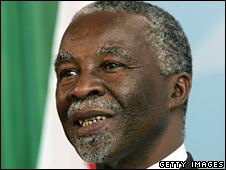 Thabo Mbeki (file photo)