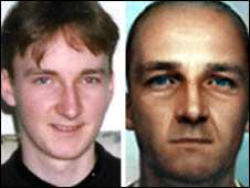 Trevor O'Donnell before he went missing (left) and as he might look now (right)
