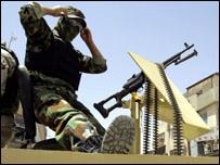 جندي عراقي في ديالى