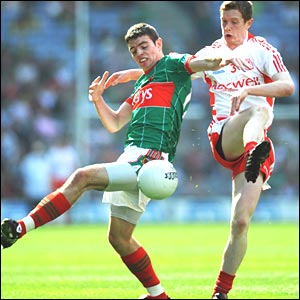 Mayo and Tyrone have to do it all again after a 0-14 to 0-14 draw at Croke Park