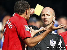 Mike Riley books Rio Ferdinand