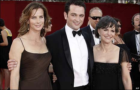 Rachel Griffiths, Matthew Rhys and Sally Field