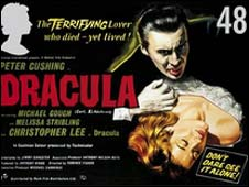 Dracula postage stamp