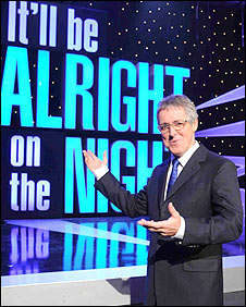 Griff Rhys Jones on It'll Be Alright on the Night