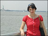 Иоланта Бидерман. Фото автора