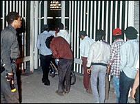 Эмигранты из Мексики в США