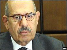 IAEA Head, Mohamed El Baradei