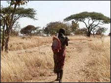 Scene from Tanzania
