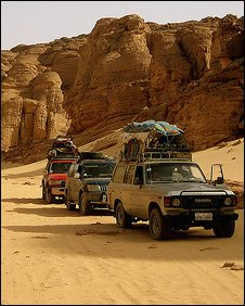 Gilf al-Kebir excursion