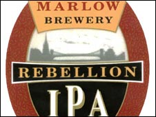 Rebellion Beer Compnay brew