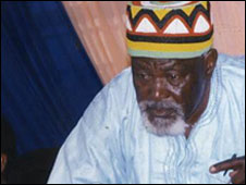 Riaga Ogalo, chairman of the Luo Council of Elders,