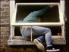Burglar (file pic)