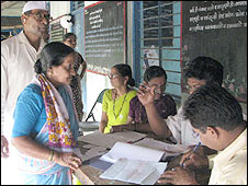 The consultation process in action in Maharashtra