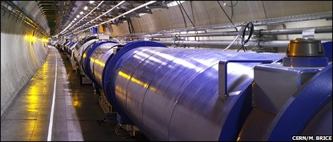 LHC dipole magnets (Cern/M. Brice)