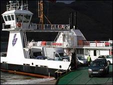 Corran Ferry. Pic: Undiscovered Scotland