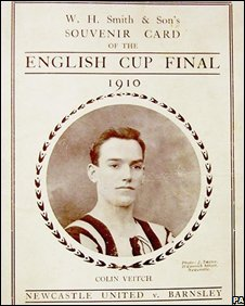 1910 Cup Final programme